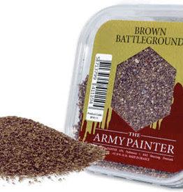 The Army Painter Battlefield: Scatter- Brown Battleground