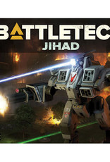 Catalyst Game Lab Battletech: Technical Readout Jihad