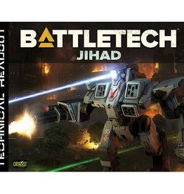 Catalyst Game Lab Battletech: Technical Readout Jihad