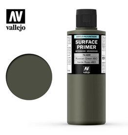 Vallejo Primer: Russian Green 4BO, 200 ml.