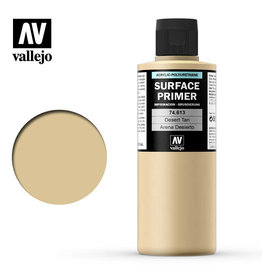 Vallejo Primer: Desert Tan Base, 200 ml.
