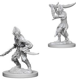 WizKids D&D Nolzur's Marvelous Unpainted Miniatures: W4 Githyanki