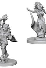 WizKids D&D Nolzur's Marvelous Unpainted Miniatures: W4 Medusas