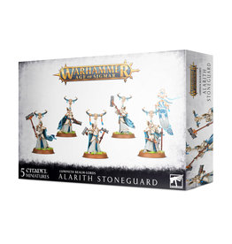 Games-Workshop Lumineth Realm-Lords Alarith Stoneguard