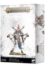 Games-Workshop Lumineth Realm-Lords Avalenor, the Stoneheart King