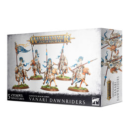 Games-Workshop Lumineth Realm-Lords Vanari Dawnriders