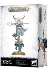 Games-Workshop Lumineth Realm-Lords Alarith Stonemage