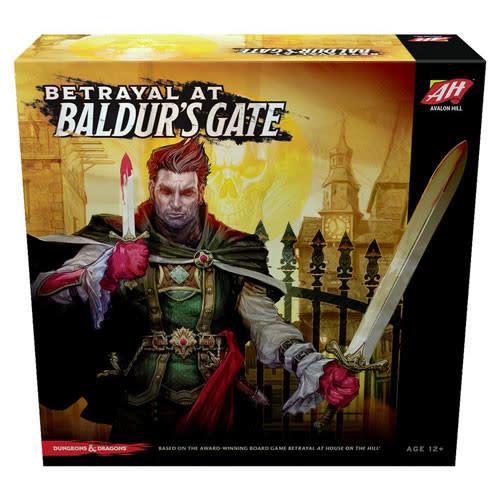 Avalon Hill Betrayal at Baldur's Gate