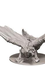 WizKids D&D Nolzur's Marvelous Unpainted Miniatures: W9 Young Brass Dragon