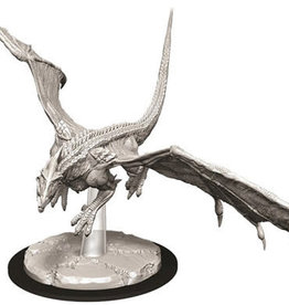 WizKids D&D Minis: Wave 9- Young White Dragon