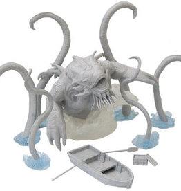 WizKids D&D Nolzur's Marvelous Unpainted Miniatures: W9 Kraken
