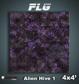 Frontline-Gaming FLG Mats: Alien Hive 4x4'
