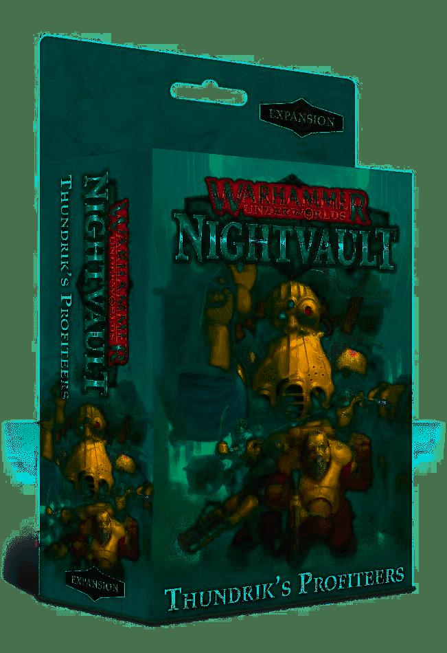 Games-Workshop Warhammer Underworlds: Thundrik'S Profiteers (English)