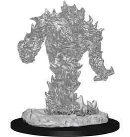 WizKids D&D Nolzur's Marvelous Unpainted Miniatures: W10 Fire Elemental