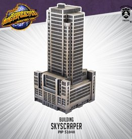 Privateer Press Monsterpocalypse: Building- Corporate HQ