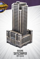 Privateer Press Monsterpocalypse: Building- Skyscraper