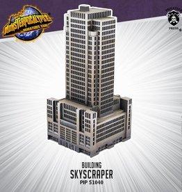 Privateer Press Monsterpocalypse: Building- Skyscraper