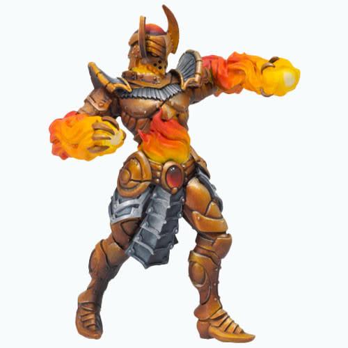 Privateer Press Monsterpocalypse: Elemental Champions- Incinerus, Monster