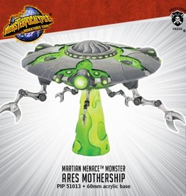 Privateer Press Monsterpocalypse: Martian Menace- Ares Mothership