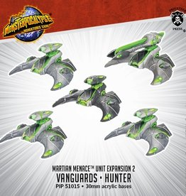 Privateer Press Monsterpocalypse: Martian Menace- Vanguard & Hunter