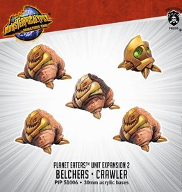Privateer Press Monsterpocalypse: Planet Eaters- Belchers & Crawler