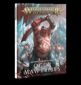 Games-Workshop Battletome: Ogor Mawtribes