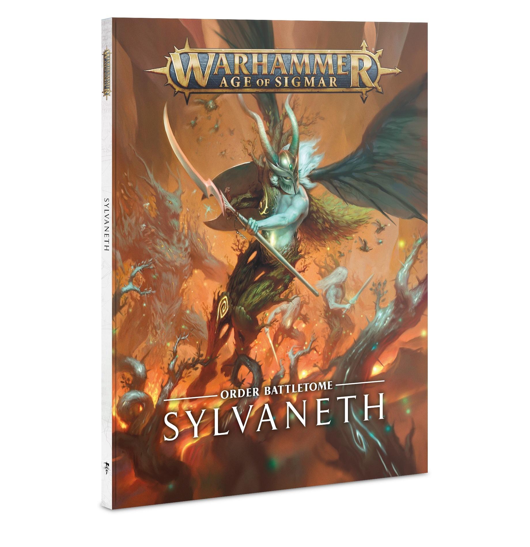 Games-Workshop Battletome: Sylvaneth