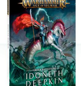 Games-Workshop Battletome: Idoneth Deepkin