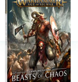 Games-Workshop Battletome: Beasts Of Chaos (Eng)