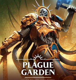 Black Library Age Of Sigmar: Plague Garden