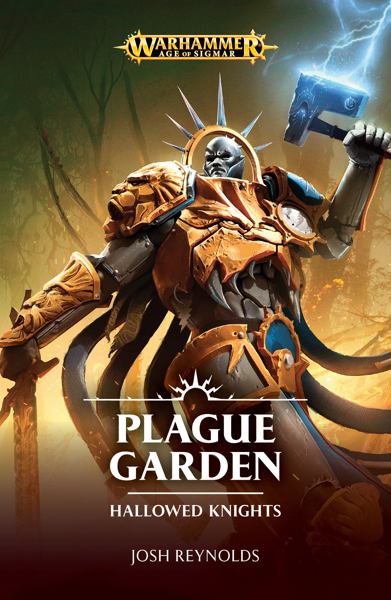 Black Library Age Of Sigmar: Plague Garden