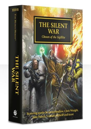 Black Library Horus Heresy: The Silent War