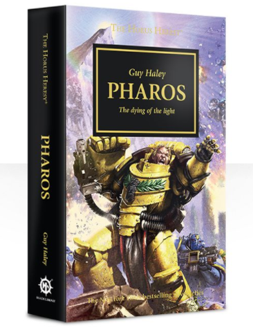 Black Library Horus Heresy: Pharos