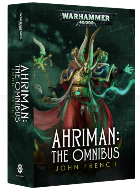 Black Library Ahriman: The Omnibus