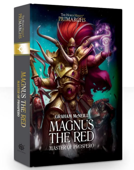 Black Library Primarchs: Magnus The Red