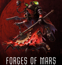 Black Library Forges Of Mars Omnibus