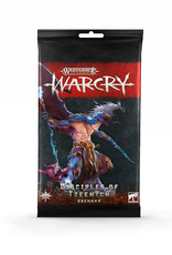 Games-Workshop Warcry: Disciples Of Tzeentch Card Pack