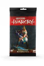 Games-Workshop Warcry: Tzeentch Arcanites Card Pack