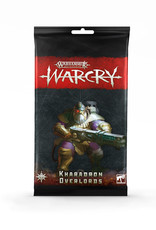Games-Workshop Warcry: Kharadron Overlords Card Pack