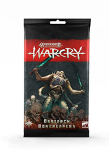Games-Workshop Warcry: Ossiarch Bonereapers Card Pack