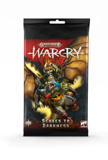 Games-Workshop Warcry: Slaves To Darkness Card Pack