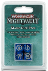 Games-Workshop Warhammer Underworlds: Magic Dice Set