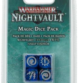 Games-Workshop Warhammer Underworlds: Magic Dice Set