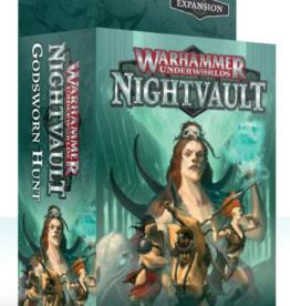 Games-Workshop Warhammer Underworlds: Godsworn Hunt (Eng)