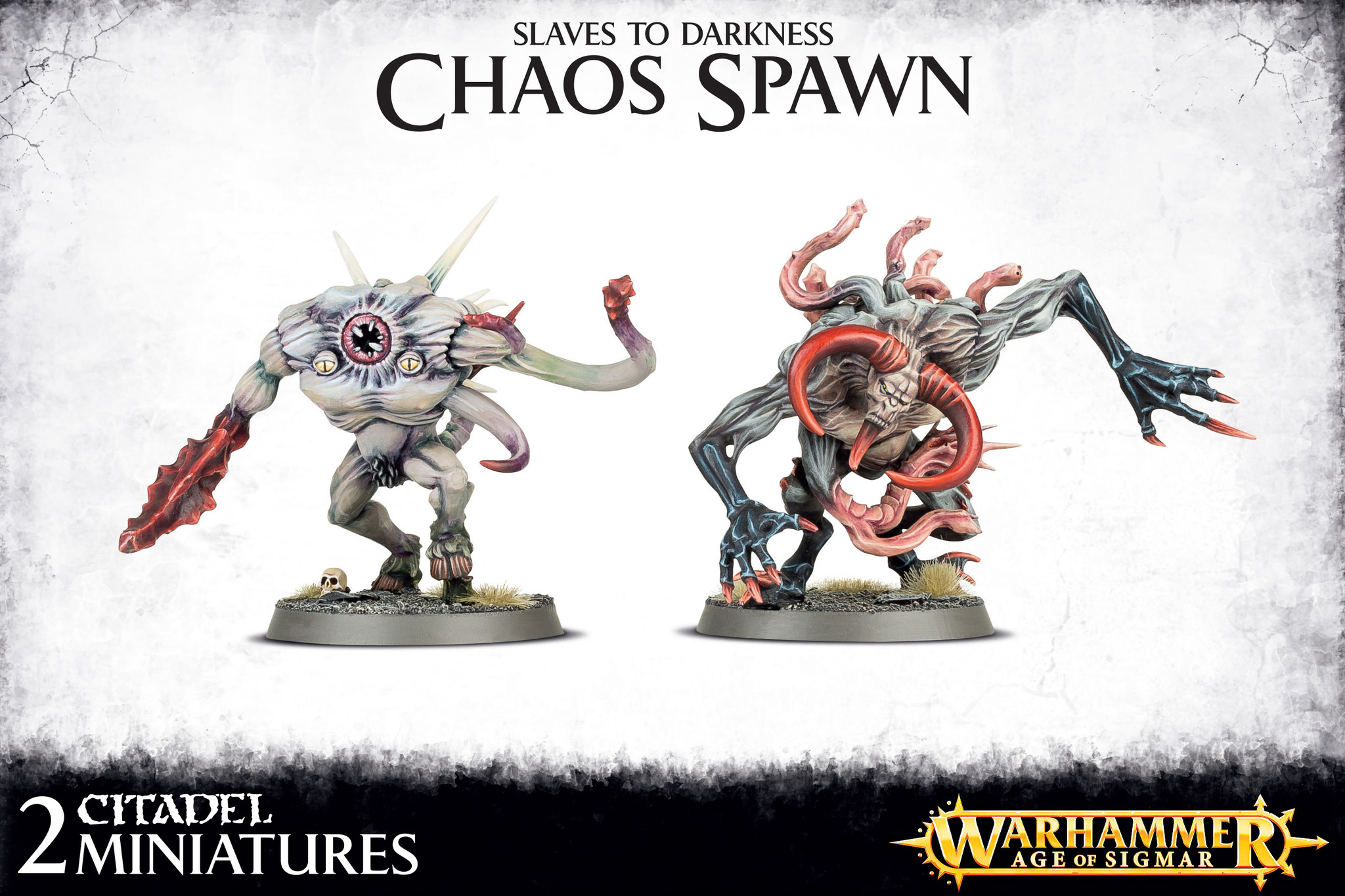 Games-Workshop Chaos Spawn