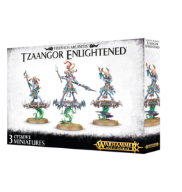 Games-Workshop Tzeentch Arcanites Tzaangor Enlightened