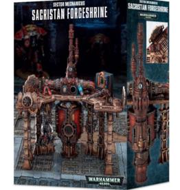Games-Workshop Sector Mechanicus: Sacristan Forgeshrine