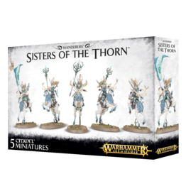 Games-Workshop Wanderers Sisters Of The Thorn