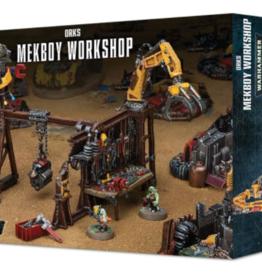 Games-Workshop Orks Mekboy Workshop