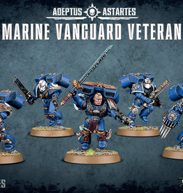 Games-Workshop Space Marine Vanguard Veteran Squad